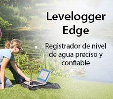 accurate and reliable water level datalogging with levelogger edge