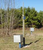 Solinst Telemetry Helps Assess Drought Conditions in North Carolina