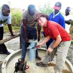 leveloggers help assess groundwater levels in uganda