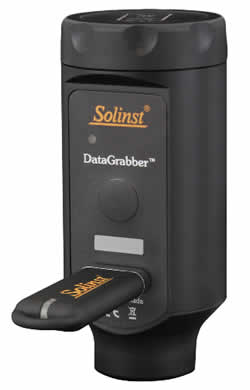 solinst datagrabber data transfer unit for leveloggers
