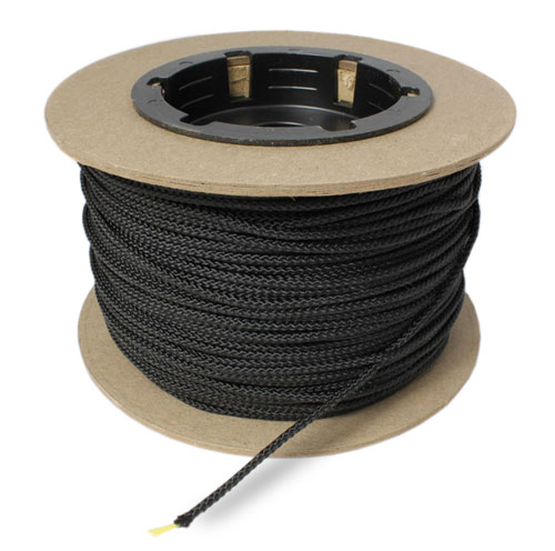 Figure 10-5  Bowline Knot Used to Connect Kevlar Cord to the Levelogger