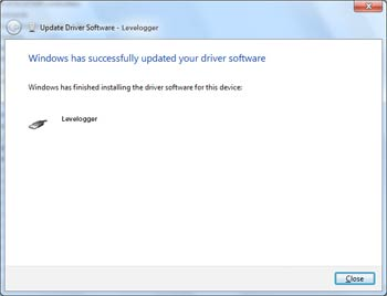 solinst levelogger usb drivers usb driver installation windows xp windows 7 driver installation image
