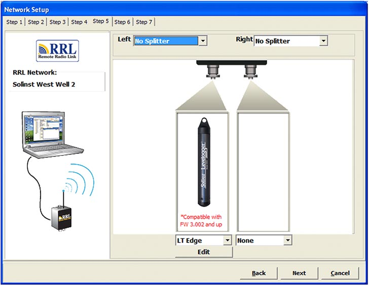 solinst rrl user guide 4 2 programming rrl network programming remote radio link network configuring attached leveloggers image
