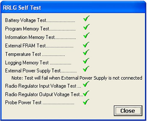 solinst rrl user guide 5 1 self test rrl self test run rrl self test run remote radio link self test image