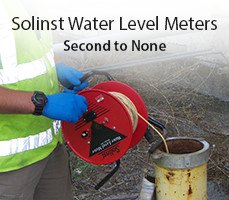 solinst water level meters are second to none