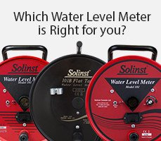 which solinst water level meter is right for you choosing the correct water level measurement device for your groundwater application