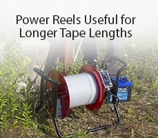 solinst power reels for long length water level meters