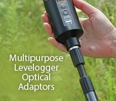 solinst optical adaptors for leveloggers