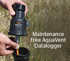 solinst aquavent vented water level dataloggers