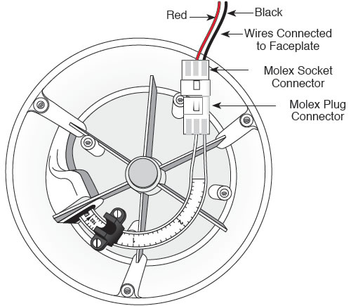 solinst water level indicators connecting solinst water level indicator cable to reel connector instructions connecting cable to reel instructions connect solinst water level meter cable to reel how to connect solinst black cable to reel how to connect solinst coaxial cable to reel image