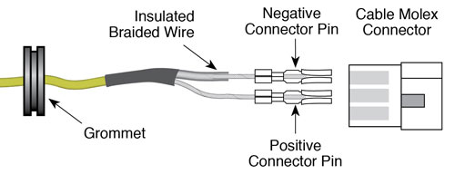 replacement cable diagram for solinst mk1 102 water level indicator