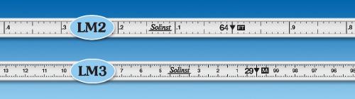 solinst tag line tag line de solinst herramientas de instalación del pozo de monitoreo herramientas de finalización de pozo monitoreo de niveles múltiples tag lines marcadas con láser cable marcado con láser cinta plana marcada con láser image