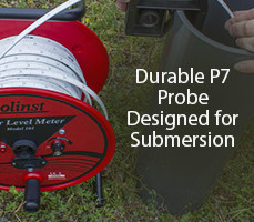durable p7 probe designed for submersion